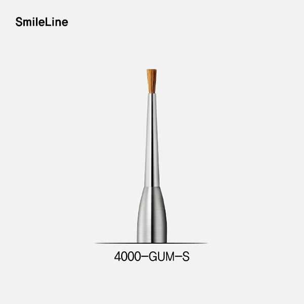 Brush module for gingiva characterisation,Soft(브러시 팁) SmileLine (스마일라인)