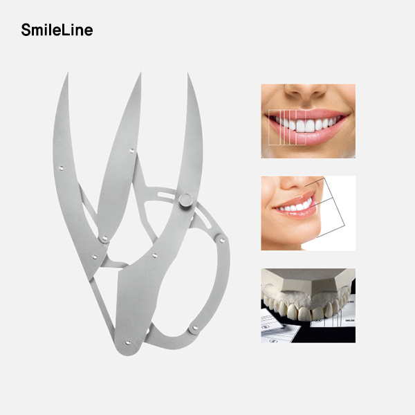 Golden Section Divider (황금분할자)SmileLine (스마일라인)
