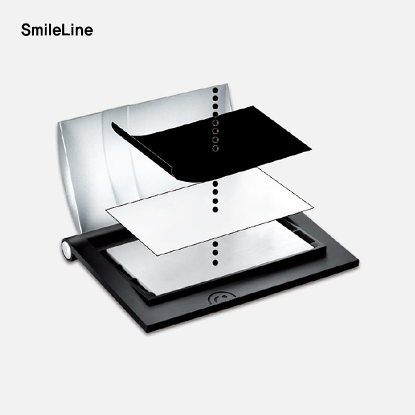 Wet Try White / Black Filter(필터)SmileLine (스마일라인)