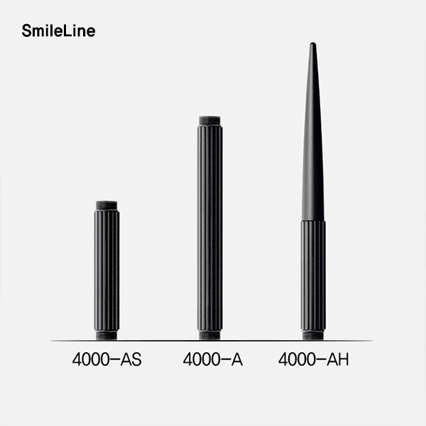 BLACK ANODIZED ALUMINUM (핸들)SmileLine (스마일라인)
