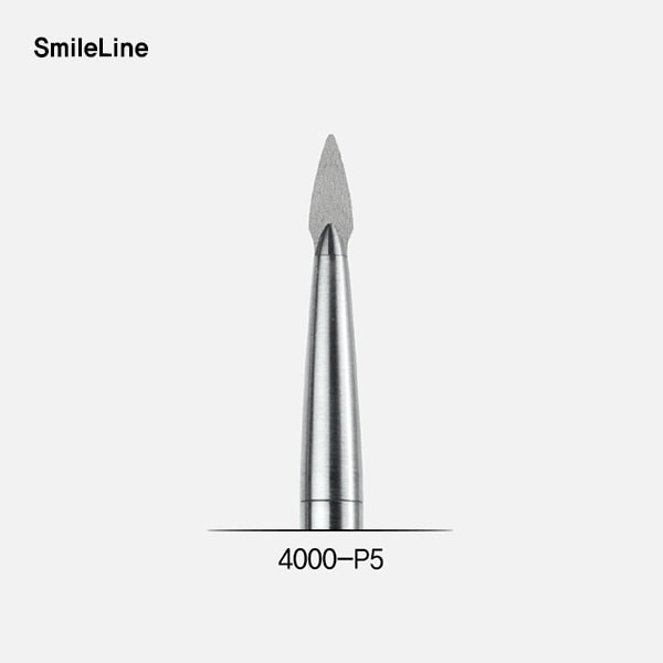 Flexible spatula 0.1 mm module (모듈 팁)SmileLine (스마일라인)